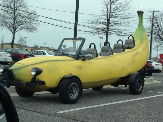 Автомобили - мошини Бананмонанд