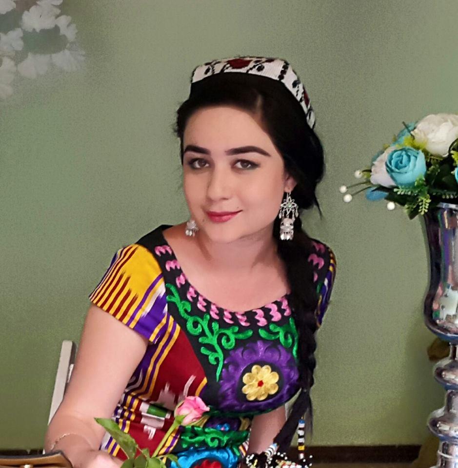 Самая сексуальная женщина таджикистана