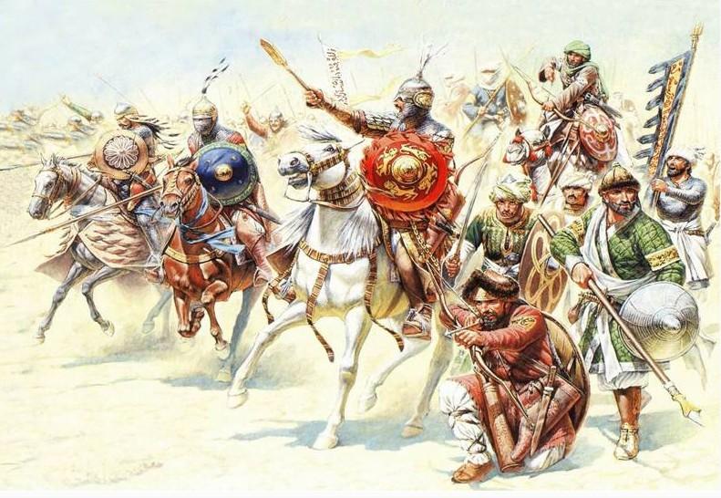 Zavoevanija-arabov