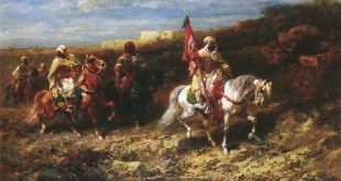 arab_horseman_in_a_landscape-large