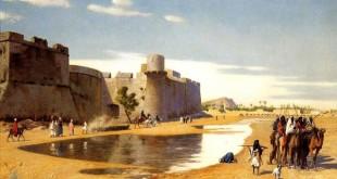 Мохи сафар - арабхо дар биёбон