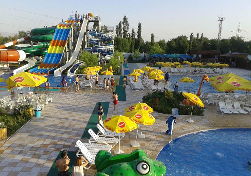Аквапарк Душанбе