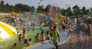 Обшорон — Аквапарки нави Душанбешаҳр