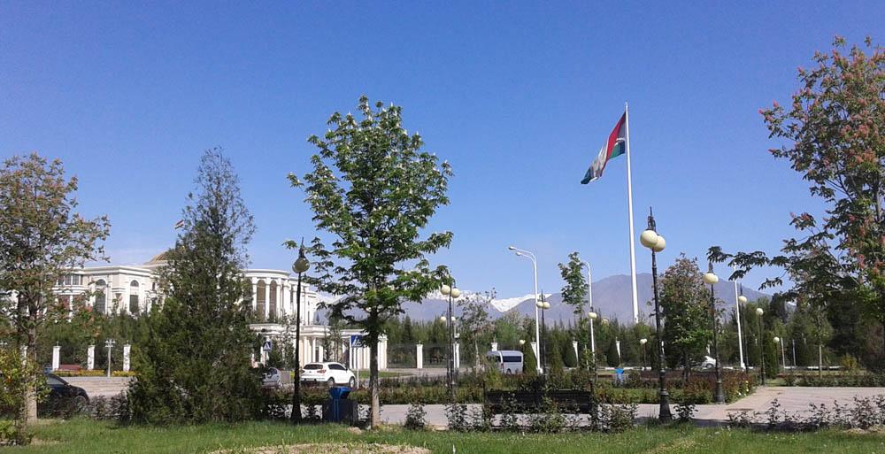 Касри миллат маркази Душанбе