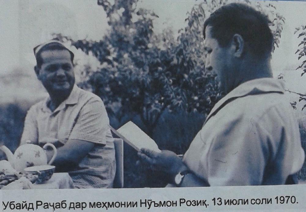 Нуъмон Розиков