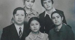 Оилаи Убайд Рачаб