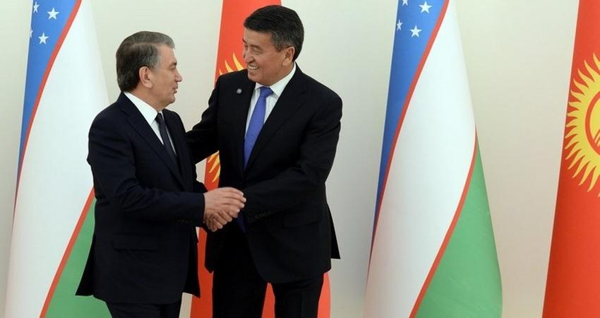 Президентом Киргизии - Сооронбай