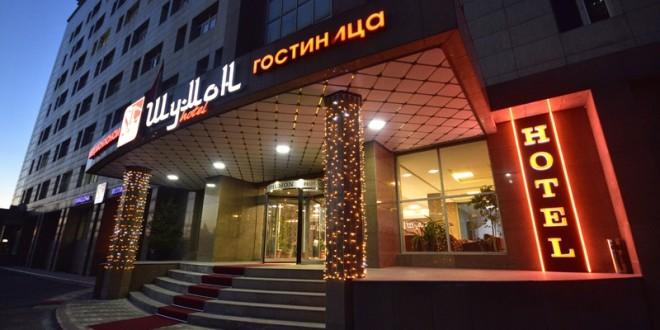 Меҳмонхонаи «ШУМОН» дар ш. Душанбе