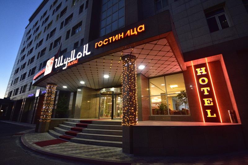 Отель в столице Таджикистана