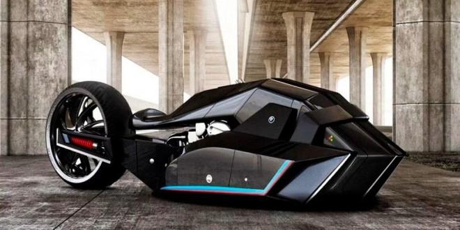 Консепсияи ғайримуқаррарии BMW Titan