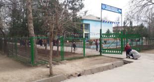 Боғчаи бачагонаи рақами 135-и шаҳри Душанбе