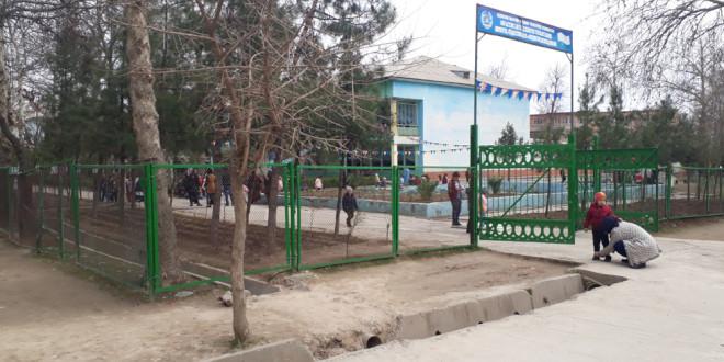 Боғчаи бачагонаи рақами 135-и Душанбе