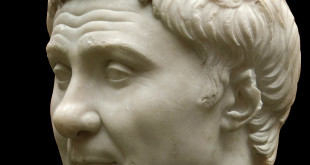 Pompey the Great. Marble. Beginning of the 1st century A.D. Inv. No. 733. Copenhagen, New Carlsberg Glyptotek.
