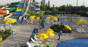 Делфин аквапарк дар Душанбе — Макони беҳтарини обозии тобистона